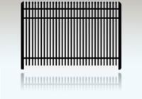 401 Aluminum Fence