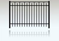 200 Aluminum Fence