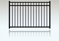 202 Modified Aluminum Fence