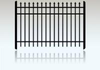 111 Aluminum Fence