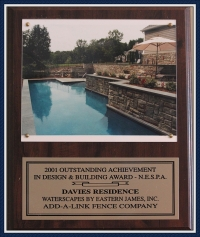 2001 NESPA Award