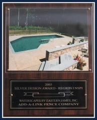 2003 NESPA Award