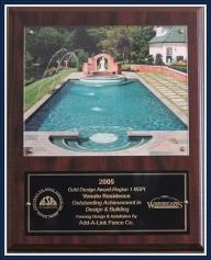 2005 NESPA Award