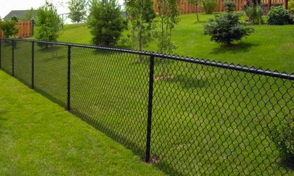 Image Result For Installing Chain Link Fence