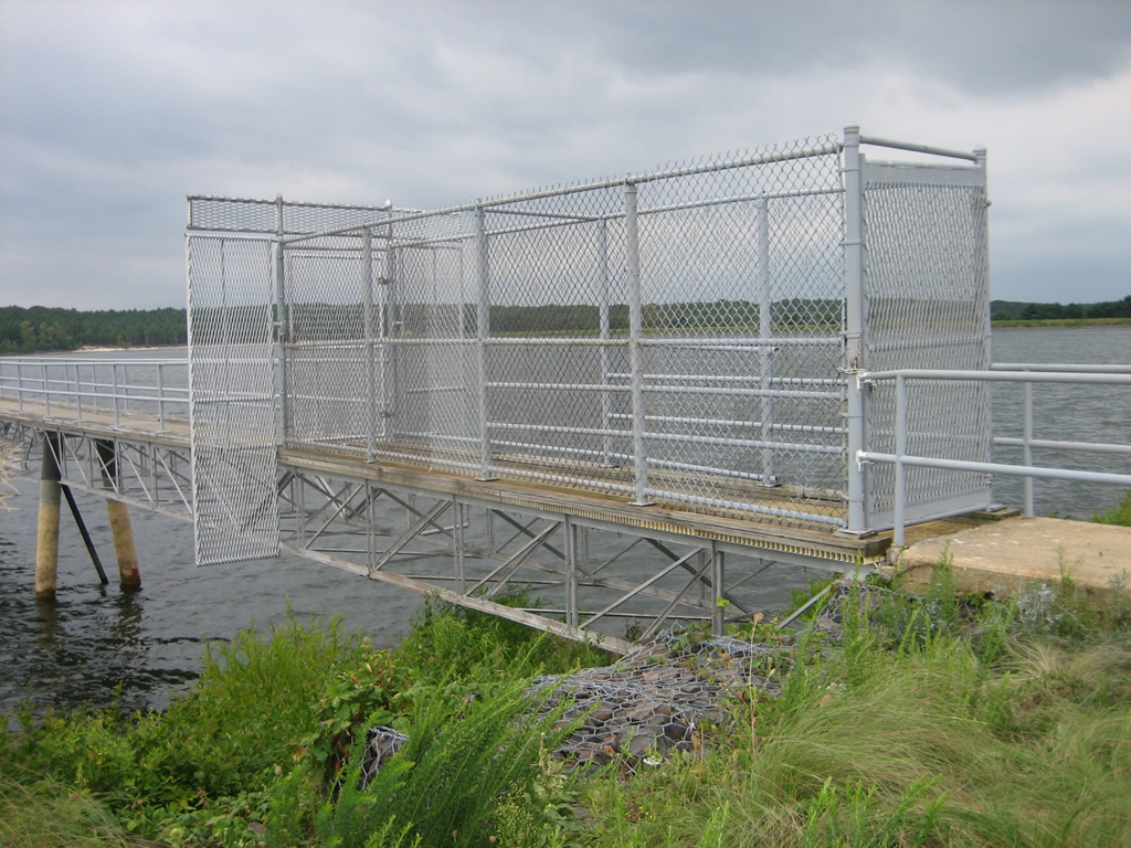 Commercial industrial chain link fences nj fence