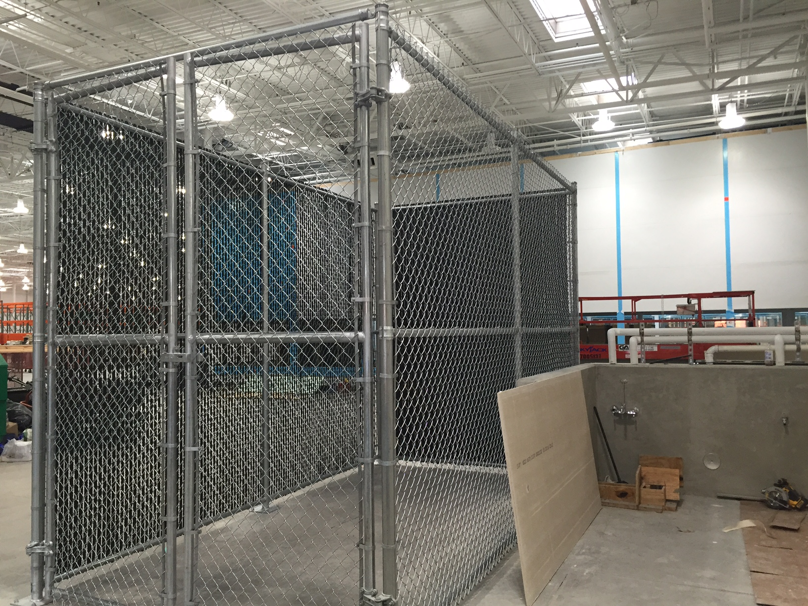 Commercial Amp Industrial Chain Link Fences Nj Fence