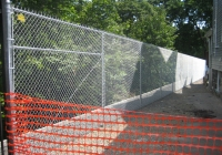 10 High Commercial Fence