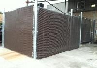 Cantilever Gate Enclosure