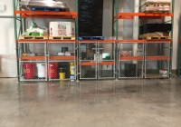 Chain Link Gate System