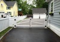 PVC Drive Gates