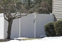 White Solid PVC 3