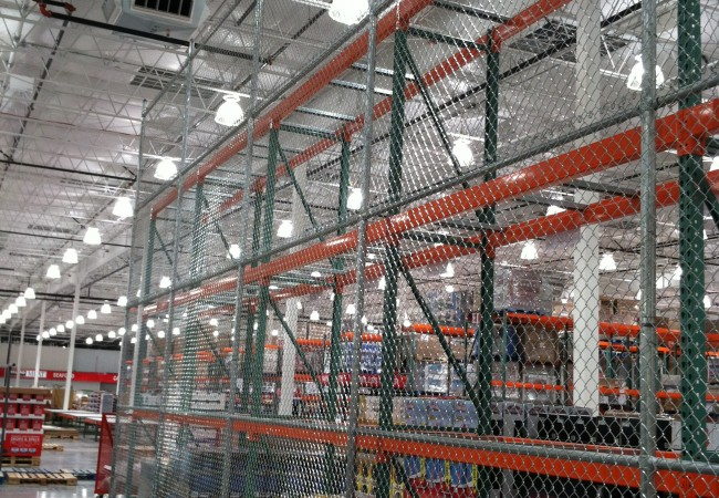 Warehouse Fence System