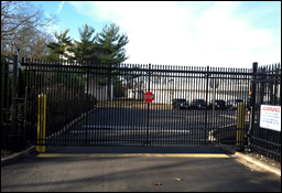 Commercial & Industrial Fences