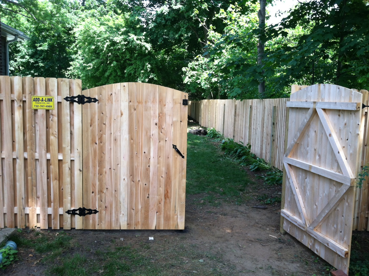 Interlaken Fence Contractor Nj Fence Company Located In