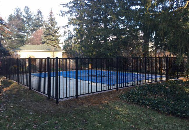 Jerith Aluminum Aluminum Pool Fence