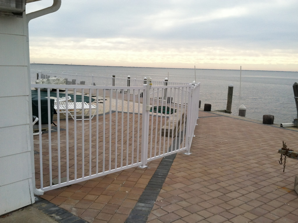 Aluminum Fencing Add A Link Fence Company Nj Fence
