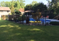 Jerith Pool Code Fence