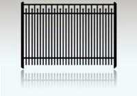 400 Aluminum Fence