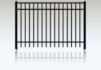 202 Aluminum Fence