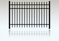 101 Aluminum Fence
