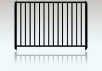 Ovation Aluminum Fence