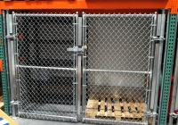 Chain Link High Security Cage