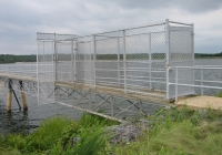 High Security Access Gate