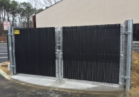 Large Dumpster Gates