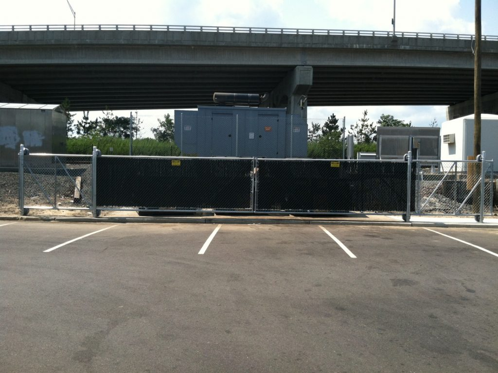 Commercial Cantilever Gates