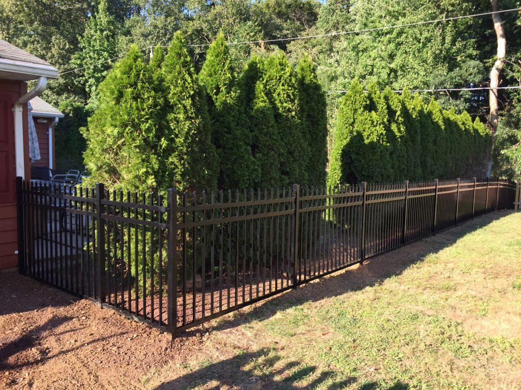 Jerith Regency Style Aluminum Fence