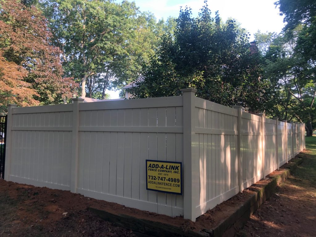 The perfect fence for a pool enclosure...